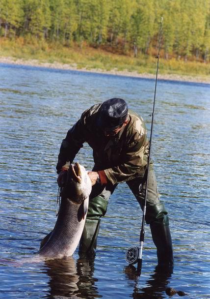 байкал рыбалка таймень